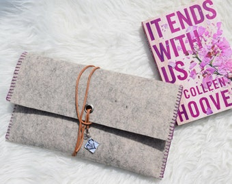 Book Sleeve Colleen Hoover It Ends With Us
