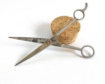 60s Vintage Barber Scissors