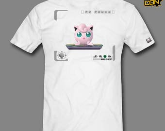 Jigglypuff (Long Sleeve, Short Sleeve, & Tank)