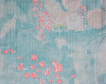 Nani Iro 2017 KOMOREBI Springs - double gauze Kokka japanese fabric