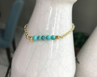 Baby Blue Bracelet