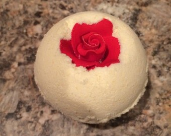 Beauty and the Beast Bath Bomb | Belle Bomb | Essential Oil Bath Bomb | Bath Bombs For Kids | Disney Bath Bomb | Gifts for Women