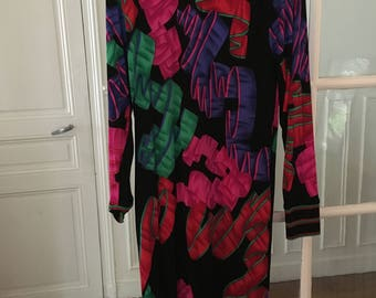 Leonard PARIS / vintage 60s dress