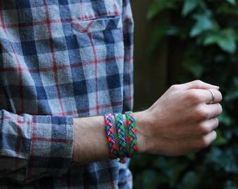 Handknotted bracelets BARG
