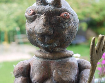 Maitr de Cuisine - guardian of House and yard (kitchen)