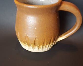 Brown Matte Coffee Cup