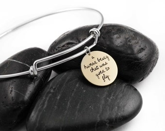 Given To Fly. Pearl Jam. Lyrics. Quotes. Music. Personalize. Eddie Vedder. Healing Stone. Custom. Brass. Moonstone. Sterling Silver. Bangle.