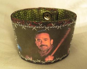 Walking Dead Negan Cuff Bracelet