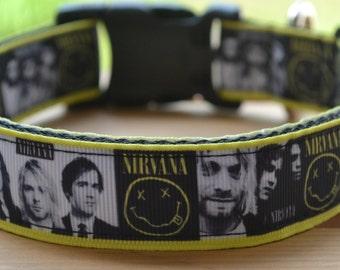 Nirvana dog collar & leash