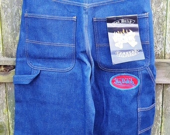 45% OFF Mens 80s Denim Shorts by Von Dutch, New Old Stock Jean Shorts, Vintage Shorts, Jorts, NWT Mens Shorts Size 34