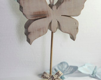 Butterfly Primitive Decor