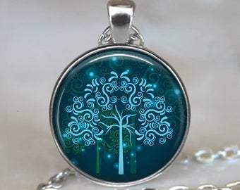 Fireflies necklace, Fireflies pendant fireflies jewelry firefly jewellery firefly pendant summer jewelry firefly key chain key ring