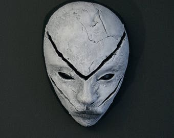 V scar ii - sculpture