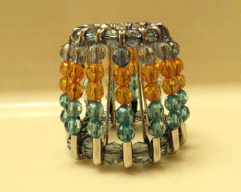 Beaded Night Light Shade, Night Light Shade, Night Light, Night Light Accessory, Home Decor, Lighting, Lighting Accessory - BAYSIDE
