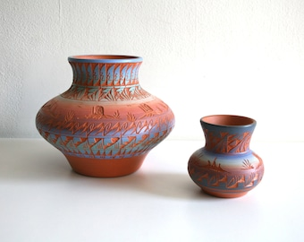 Southwest Pottery Duo