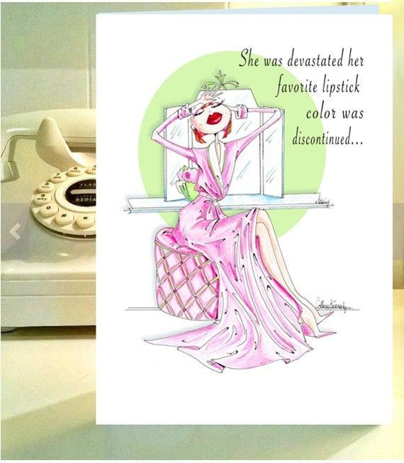 Funny birthday friend Women Humor Birthday Card Funny women – Humor Birthday Card