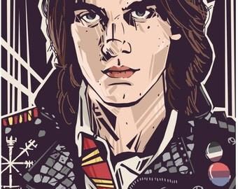 Young Sirius