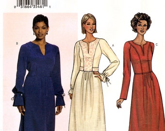 Butterick 3591 Sewing Pattern for Misses' Dress - Uncut - Size 12, 14, 16