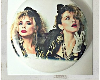 "Desperately Seeking Susan - Large 2.25"" Pin Back Button"