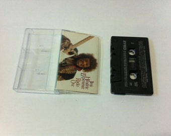 Jimi Hendrix - Radio One - vintage audio tape cassette - hard rock - blues - soul - music - 1988 - Ryko analogue - Free shipping Canada USA