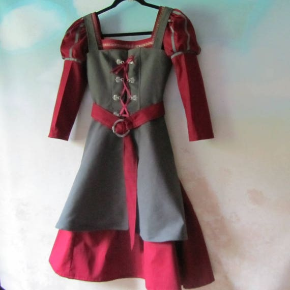 Girl's Archery Dress