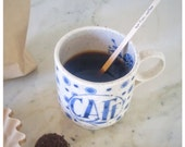 But First, Coffee Stirrers