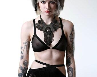 Burlesque Shimmy Skirt