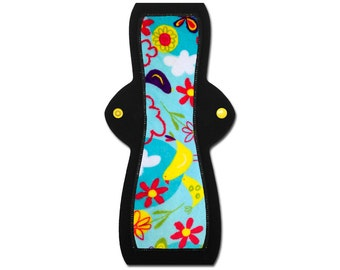 "Washable Cloth Pad (12"" Moderate - Sky Minky)"