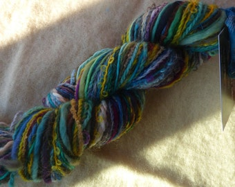 Hope Jacare - Creative textiles Fab felting hand dyed and hand spun wool yarns - 80g - FFY24