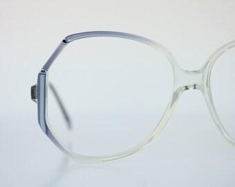 Vintage 80's Lavender Eyeglasses Frames