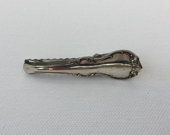 Sterling Silver Hair Clip
