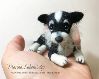 Adorable Little Zuzu, Custom Order Only by Marina Lubomirsky
