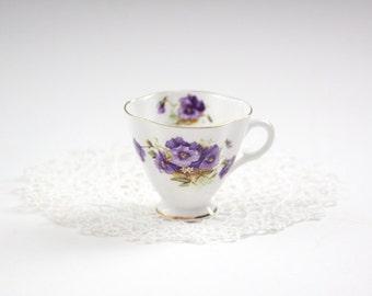 Semco English Bone China Tea Cup