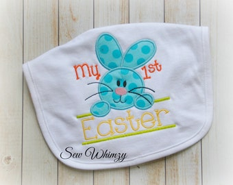Easter shirt or bodysuit- 1st easter shirt or bodysuit- Easter bunny