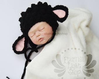 ALL SIZES/COLORS Black Sheep Beanie