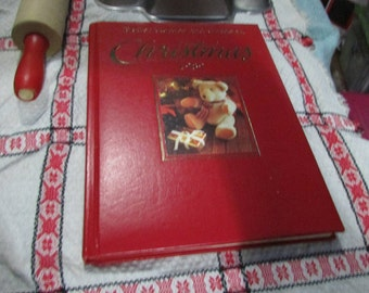 1989 Better Home and Gardens Christmas book