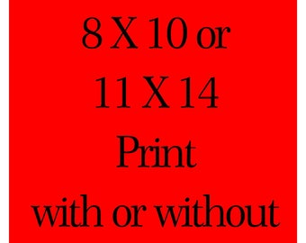 Custom Print with photo, Custom Print,  Custom Poster, Print Your Way, Custom Print, Print Design, Poem Print, Print Poem