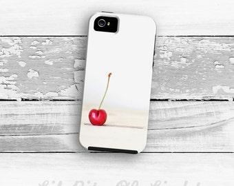 Cherry iPhone 7 Case - iPhone 6s Plus Cover iPhone 5s Case - Food iPhone 6 Plus  Cherry iPhone 6s Case - Food iPhone 6 Case - iPhone SE Case