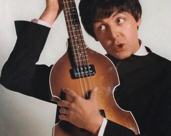 Paul McCartney Promotional 1981 Calendar Photographs by Linda McCartney