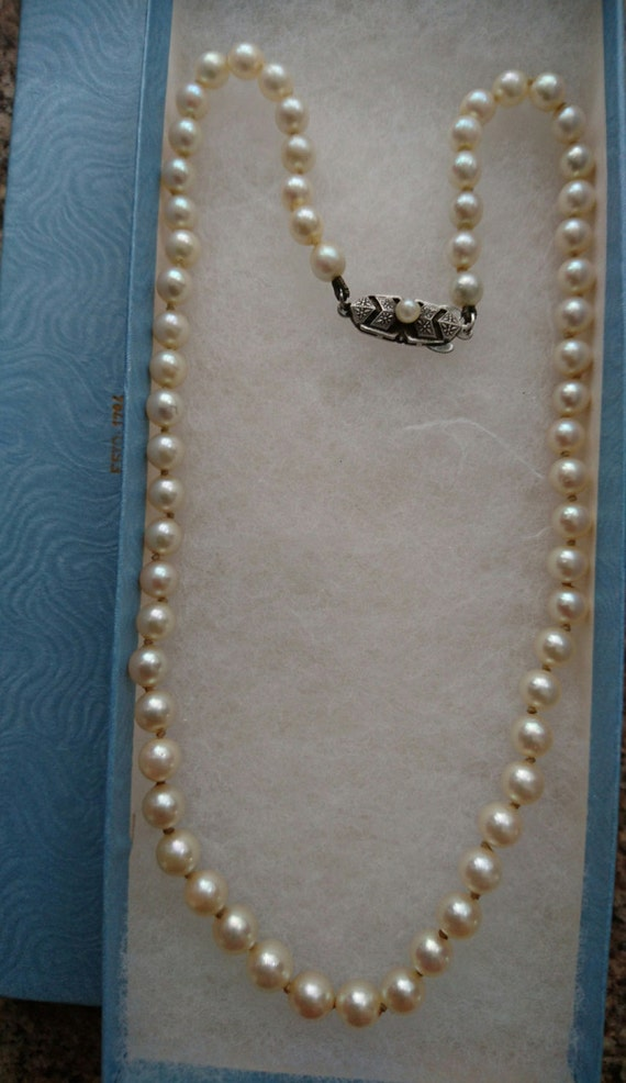 Antique Clasps For Pearls
