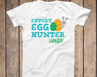 Easter Egg Hunt Shirt, Toddler Easter Outfit Boy, Boys Easter Shirt, Kids Easter Outfit, Boy Easter Outfit, Toddler Easter Shirt, Expert Egg