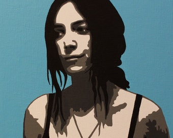 Patti Smith PRINT