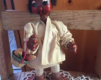 Mexican Doll Paper Mache
