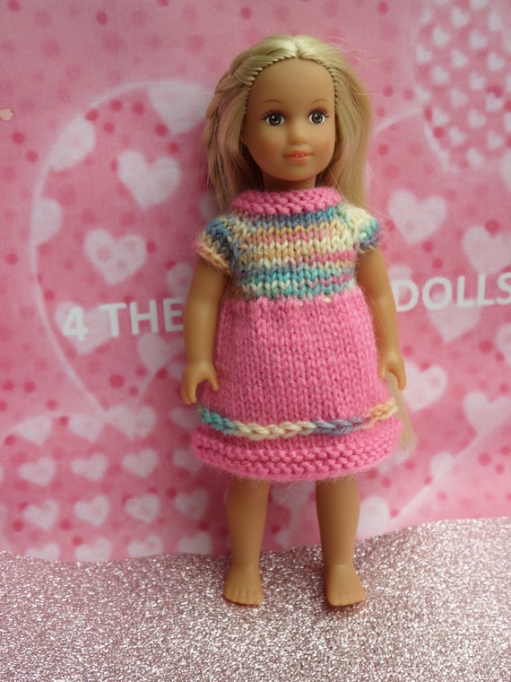Knitting Patterns For Our Generation Dolls : Mini American Girl Our Generation Lori dolls Hand knitted