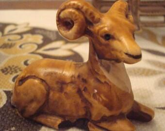 Vintage Ram Figurine - Excellent Condition!!
