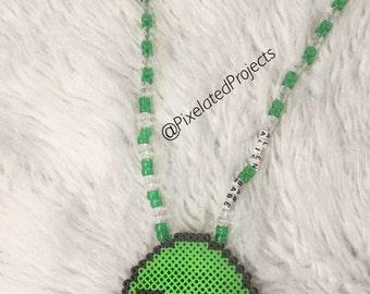 Alien Babe Kandi Necklace