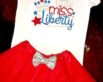 Girl 4th of July Outfit, 4th of July Tutu Set, Girl Toddler 4th of July Outfit, Toddler Girl 4th of July Outfit, Girl  Fourth Of July Outfit