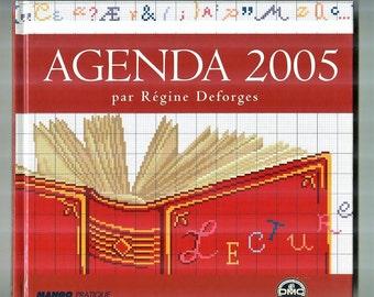 Agenda 2005 par Regine Desforges