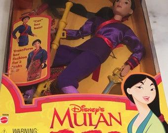 Mulan Secret Hero Doll