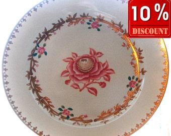 Avon Abigail Adams Porcelain Plate 1985 10% Off CYBER MONDAY